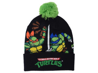 Teenage Mutant Ninja Turtles Pom Knit