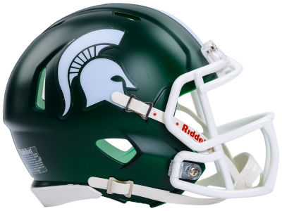 Michigan State Spartans Speed Mini Helmet