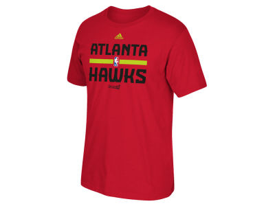 Atlanta Hawks adidas NBA Men's Playoff Wear T-Shirt