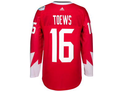 Canada Hockey Jonathan Toews adidas World Cup of Hockey Youth Premier Player Jersey