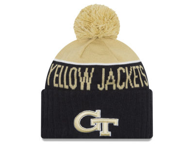 Georgia-Tech New Era NCAA Sport Knit