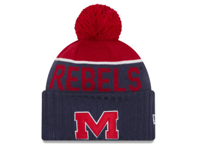 Ole Miss Rebels New Era NCAA Sport Knit