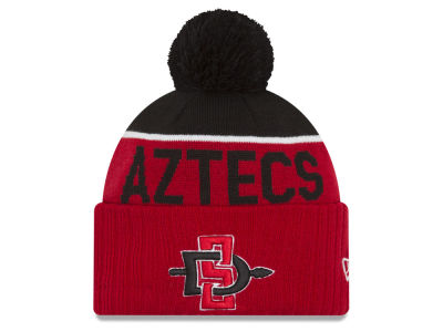 San Diego State Aztecs New Era NCAA Sport Knit