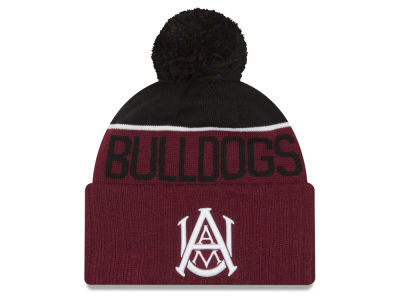 Alabama A&M Bulldogs New Era NCAA Sport Knit