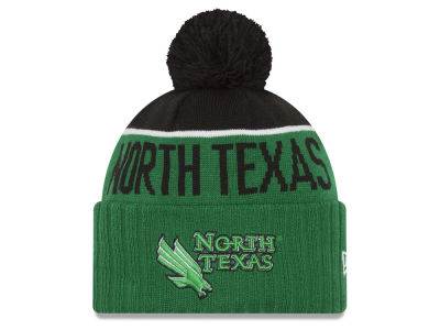 North Texas Mean Green New Era NCAA Sport Knit