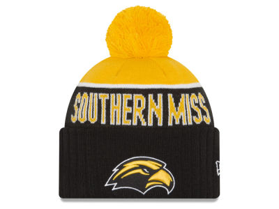 Southern Mississippi Golden Eagles New Era NCAA Sport Knit