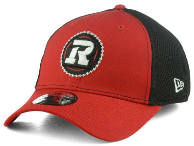 Ottawa RedBlacks New Era CFL Team Color Neo 39THIRTY Cap