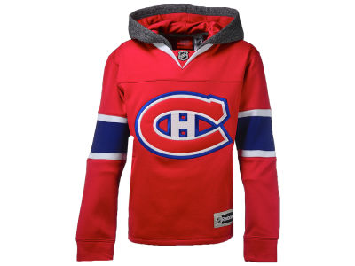 Montreal Canadiens NHL Youth Jersey Hoodie