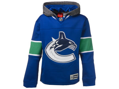 Vancouver Canucks NHL Youth Jersey Hoodie