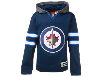 Winnipeg Jets NHL Youth Jersey Hoodie
