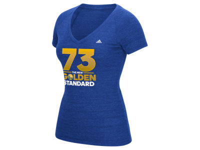 Golden State Warriors NBA Women's 73 Win T-Shirt
