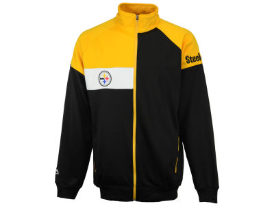 Pittsburgh Steelers NFL Men's Court Track Jacket