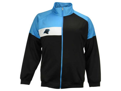 Carolina Panthers NFL Men's Court Track Jacket
