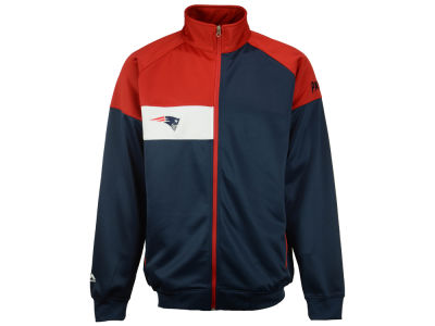 New England Patriots NFL Men's Court Track Jacket