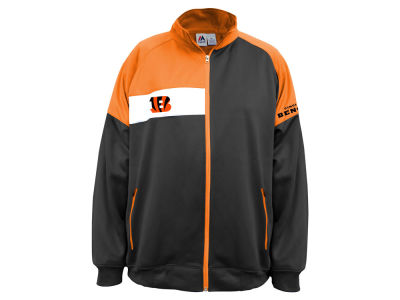 Cincinnati Bengals NFL Men's Court Track Jacket