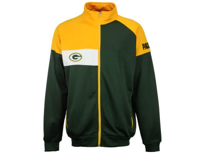 Green Bay Packers NFL Men's Court Track Jacket
