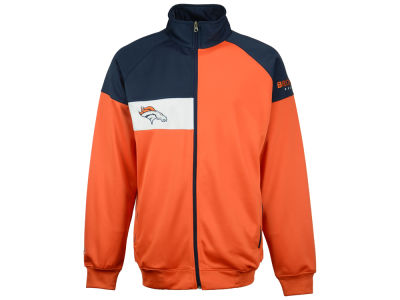 Denver Broncos NFL Men's Court Track Jacket