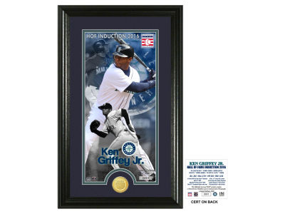Seattle Mariners Ken Griffey Jr. Supreme Bronze Coin Photo Mint