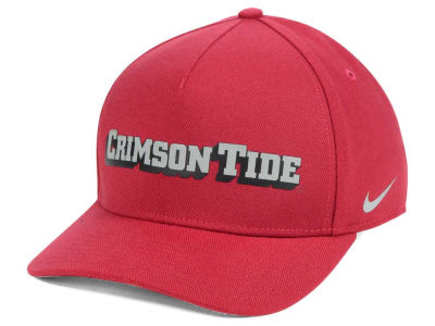 Alabama Crimson Tide Nike NCAA Local DNA Verbiage Swoosh Flex Cap