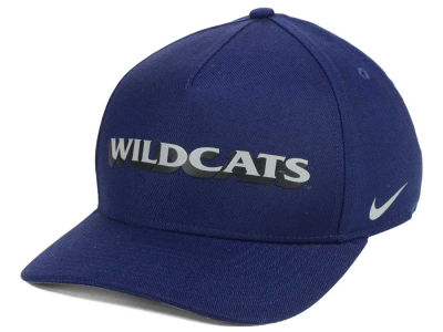Arizona Wildcats Nike NCAA Local DNA Verbiage Swoosh Flex Cap