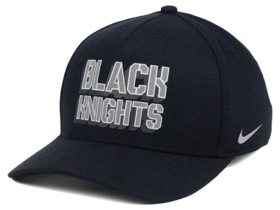 Army Black Knights Nike NCAA Local DNA Verbiage Swoosh Flex Cap