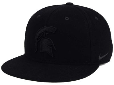 Michigan State Spartans Nike NCAA New Day True Snapback Cap