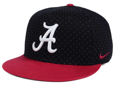 Alabama Crimson Tide Nike NCAA Local DNA Seasonal True Snapback Cap