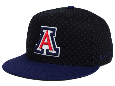 Arizona Wildcats Nike NCAA Local DNA Seasonal True Snapback Cap