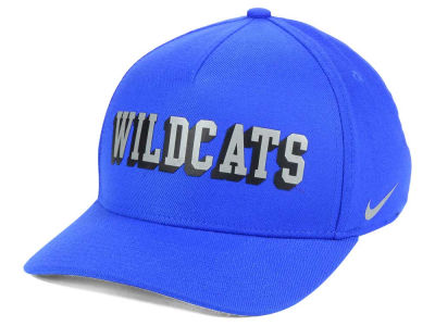 Kentucky Wildcats Nike NCAA Local DNA Verbiage Swoosh Flex Cap