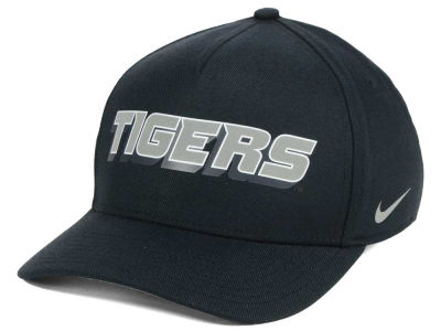 Missouri Tigers Nike NCAA Local DNA Verbiage Swoosh Flex Cap