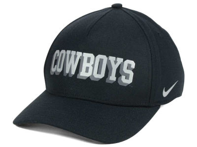 Oklahoma State Cowboys Nike NCAA Local DNA Verbiage Swoosh Flex Cap