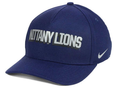 Penn State Nittany Lions Nike NCAA Local DNA Verbiage Swoosh Flex Cap