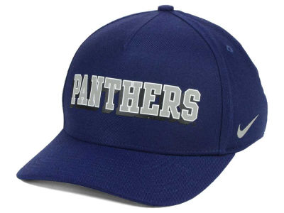 Pittsburgh Panthers Nike NCAA Local DNA Verbiage Swoosh Flex Cap