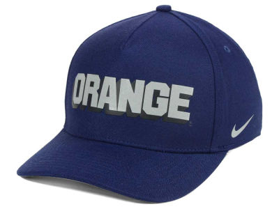 Syracuse Orange Nike NCAA Local DNA Verbiage Swoosh Flex Cap