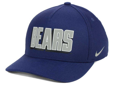 California Golden Bears Nike NCAA Local DNA Verbiage Swoosh Flex Cap