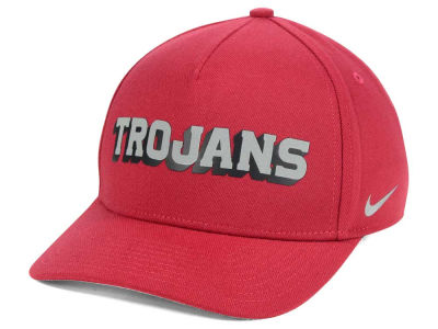 USC Trojans Nike NCAA Local DNA Verbiage Swoosh Flex Cap
