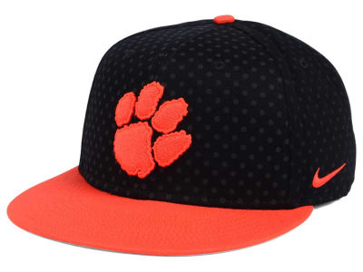 Clemson Tigers Nike NCAA Local DNA Seasonal True Snapback Cap
