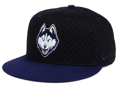 Connecticut Huskies Nike NCAA Local DNA Seasonal True Snapback Cap