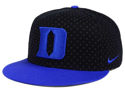 Duke Blue Devils Nike NCAA Local DNA Seasonal True Snapback Cap