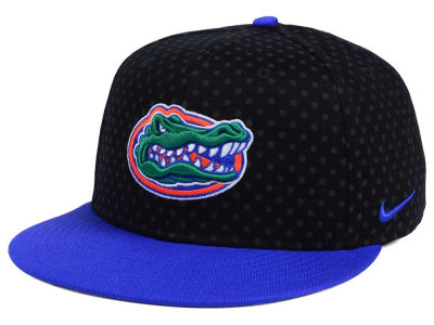 Florida Gators Nike NCAA Local DNA Seasonal True Snapback Cap