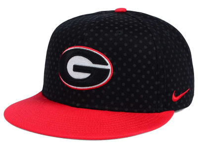 Georgia Bulldogs Nike NCAA Local DNA Seasonal True Snapback Cap