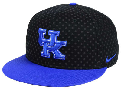 Kentucky Wildcats Nike NCAA Local DNA Seasonal True Snapback Cap