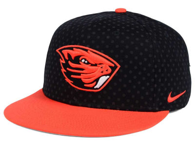 Oregon State Beavers Nike NCAA Local DNA Seasonal True Snapback Cap