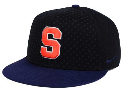 Syracuse Orange Nike NCAA Local DNA Seasonal True Snapback Cap