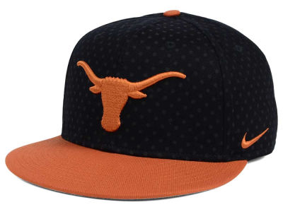 Texas Longhorns Nike NCAA Local DNA Seasonal True Snapback Cap