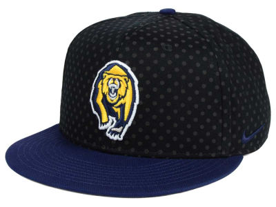 California Golden Bears Nike NCAA Local DNA Seasonal True Snapback Cap