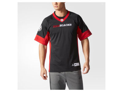 Ottawa RedBlacks adidas CFL Men's New Premier Jersey