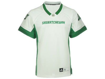 Saskatchewan Roughriders adidas CFL Men's New Premier Jersey