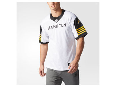 Hamilton Tiger-Cats adidas CFL Men's New Premier Jersey