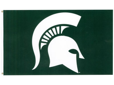 Michigan State Spartans 3x5 Deluxe Flag